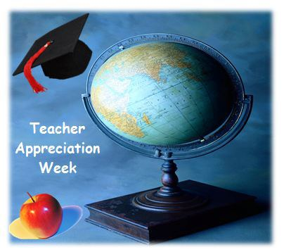 It' True!.. I Teach Because I Can't Do Anything Else: Teacher Appreciation Post