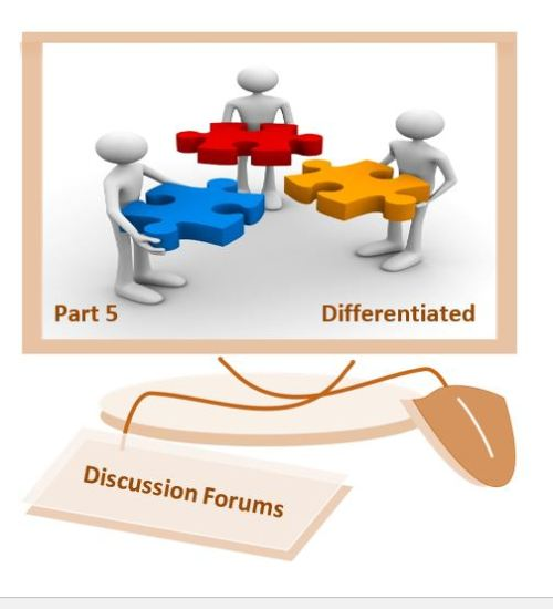 Part 5: 12 Tech Ideas and Tools for Differentiated Learning … Online Discussions