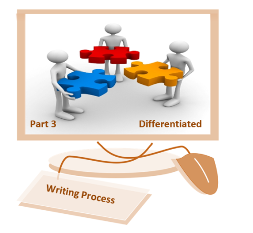 Part 3: Tech Resources and Tools for Differentiated Learning … Writing Process